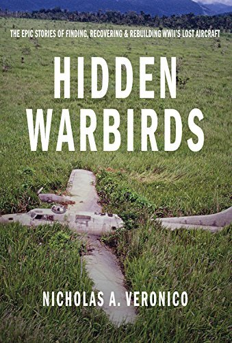 Hidden Warbirds: The Epic Stories of Finding, Recovering, and Rebuilding WWII's Lost Aircraft by Nicholas A. Veronico (2013-06-17)
