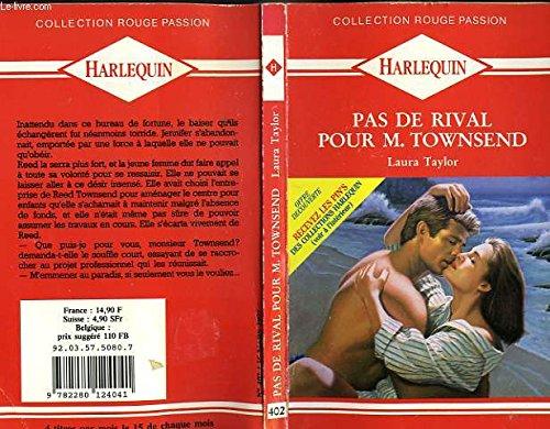 PAS DE RIVAL POUR M. TOWNSEND - JADE'S PASSION