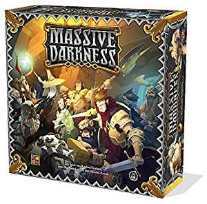 Cool Mini or Not cmn0041 Massive Darkness - Juego Base