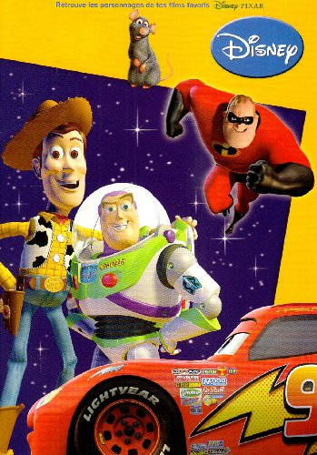 Disney Pixar : Colo-jeux