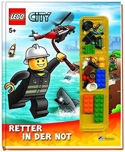 Preisvergleich Produktbild LEGO City, Retter in der Not: mit 20 original LEGO-Elementen