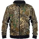 Herren Jacke Softshell Pullover Outdoor Jacke Sweat Shirt Jacke 21044, Größe:XXXL;Farbe:Schwarz