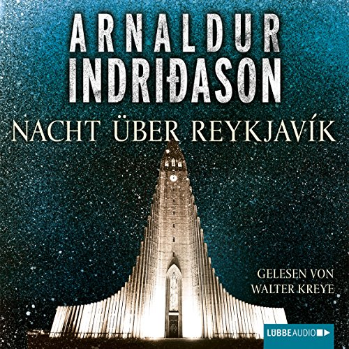 Buchseite und Rezensionen zu 'Nacht über Reykjavík' von Arnaldur Indriðason