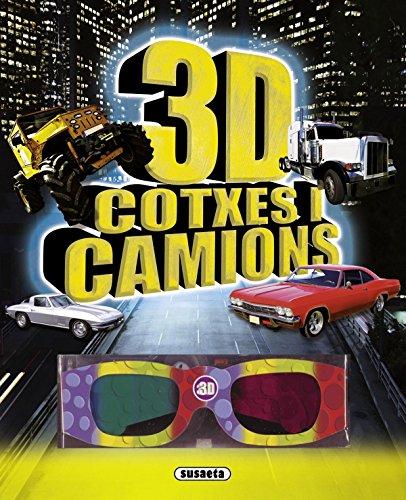Cotxes I Camions 3D (Superactivitats 3D) por Equip Susaeta