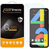 (2 Pack) Supershieldz for Google Pixel 4a [Not Fit for Pixel 4a 5G] Tempered Glass Screen Protector, 0.32mm, Anti Scratch, Bu