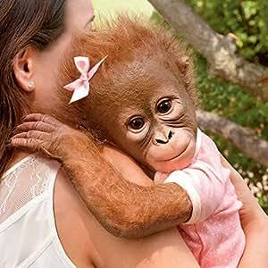 Ashton Drake Annabelle S Hugs Poseable Lifelike Baby
