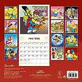 Image de The Official the Simpsons 2016 Square Calendar