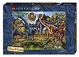 Herbivores Puzzle: 500 Teile