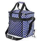 9606df214 Cabin Max Picnic Cool Bag Large- 28 litros -mochila con cintas para los  hombros (Posto)