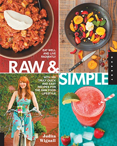 Download free pdf raw and simple eat well and live radiantly raw and simple eat well and live radiantly with 100 truly quick and easy recipes for the raw food lifestyle by judita wignall read online forumfinder Gallery