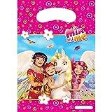 PARTY DISCOUNT Geschenktüten Mia & Me, 6 Stück