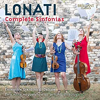 Lonati:Complete Sinfonias