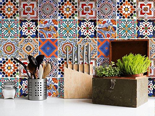 Piastrelle per pavimento cucina piastrelle adesive decorazione