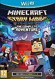 Minecraft Story Mode - L'aventure Complète - Nintendo Wii U