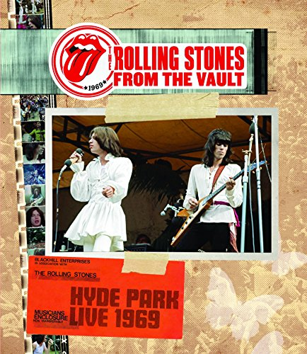 The Rolling Stones - Live From The Vault