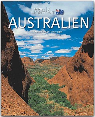 Horizont AUSTRALIEN - 160 Seiten Bildband mit 260 Bildern - STÜRTZ Verlag