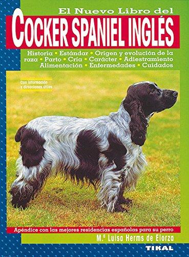 Descargar Libro Cocker Spaniel Ingles de María Luisa Herms de Elorza