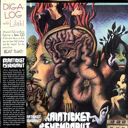 Psychonaut (Lp+CD) [Vinyl LP]