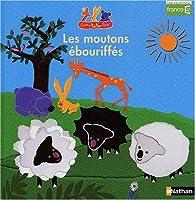 Les moutons ébouriffés par Mila Boutan