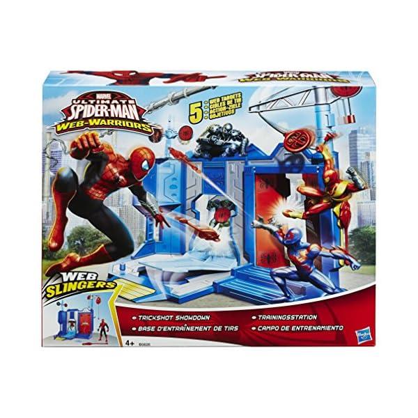 Spiderman - Campo de Entrenamiento, playset (Hasbro B0826) 3
