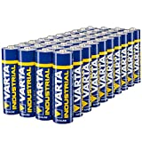 Varta Industrial Batterie AA Mignon Alkaline Batterien LR6 - 40er pack, Made in Germany Bild