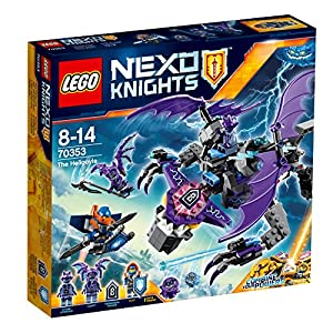 Lego Nexo Knights 70336 - Ultimate Axl, 8-14 Anni LEGO NEXO KNIGHTS LEGO