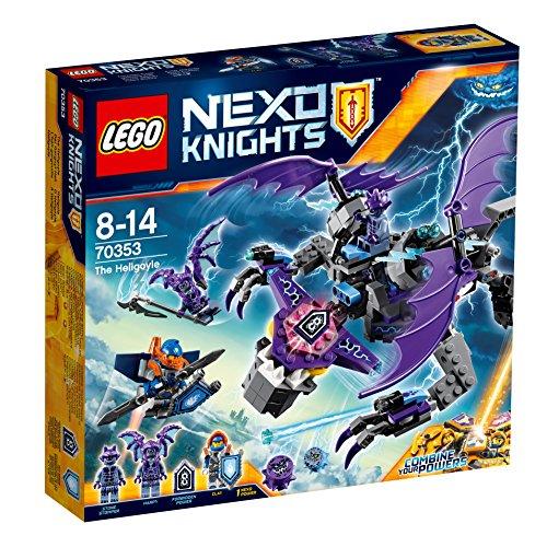 LEGO Nexo Knights - Helígola