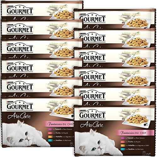 gourmet-la-carte-repas-pour-chat-adulte-fantaisies-du-chef-4-x-85-g-lot-de-12-48-sachets-fracheurs