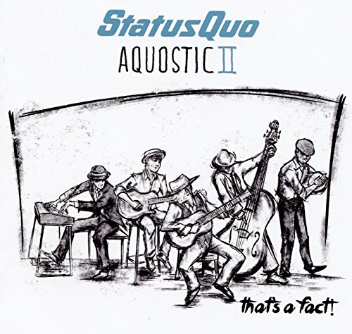 Aquostic II - That's A Fact! Status Versand
