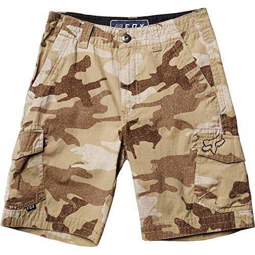 Fox Jungen Slambozo Camo Cargo-Shorts, 26, DesertCamo (Camo Slambozo)