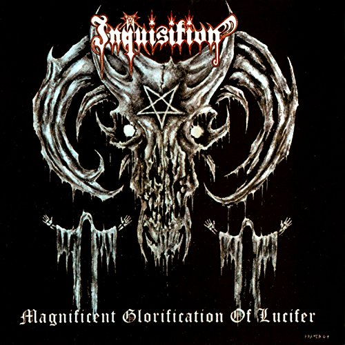 Inquisition: Magnificent Glorification Of Lucifer (Re-Release I (Audio CD)