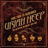 Uriah Heep: Your Turn to Remember:the Definitive Anthology (Audio CD)