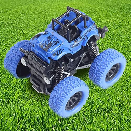 Plüsch Bildung Squishy Spielzeug aufblasbares Spielzeug im Freien Spielzeug,Mini Inertia Allradantrieb Spielzeugauto Geländewagen ()