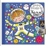 Secret Diary–Spaceman–abschließbar Secret Diary für Jungen