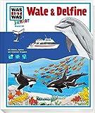 WAS IST WAS Junior Band 26. Wale und Delfine: Warum schlafen Delfine mit einem offenen Auge? Wie...
