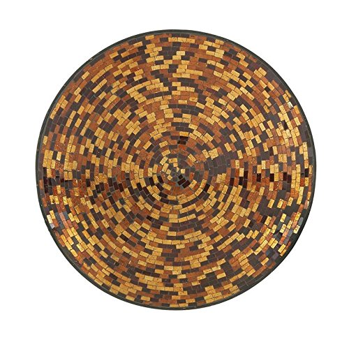 Attractively Style Mosaic Wall Platter