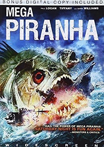 Mega Piranha by Paul Logan