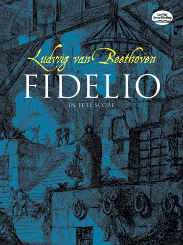 Fidelio in Full Score (Dover Vocal Scores)