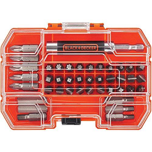 Black & Decker bda42sd Standard Schraube Driving Set (42Stück)