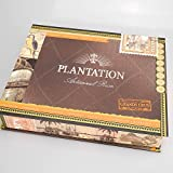 Plantation Cigar-Box mit 6 Rums 6 x 0,1 Liter