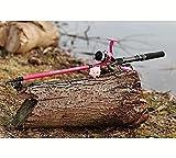 Matt Hayes Adventure (1,8/) Kinder mit Fish4Fun Pink Teleskop Stange/passende Reel/Line Spinning...