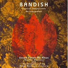 Bandish - Classical Compositions Re-Interpreted