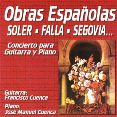 Obras Espanolas [Soler,Falla,S