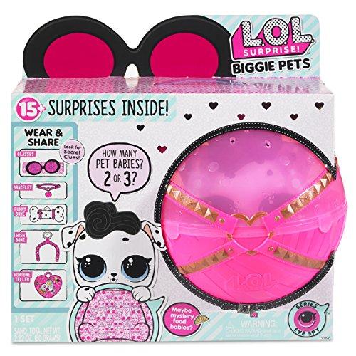LOL Surprise Biggie Pets - Conejito