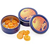 Odoria 1/12 Miniatura 10Pz Galletas y 2Pz Cajas de Lata Cocina Accesorio para Casa de Muñecas