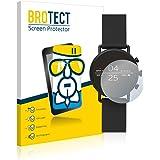 brotect Pellicola Protettiva Vetro Compatibile con Skagen Smartwatch Falster 2 Schermo Protezione Durezza 9H, Anti…