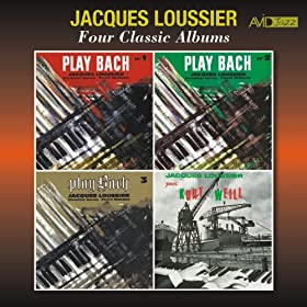 La Chanson De Mandeley (Jacques Loussier Joue Kurt Weill) [Remastered]
