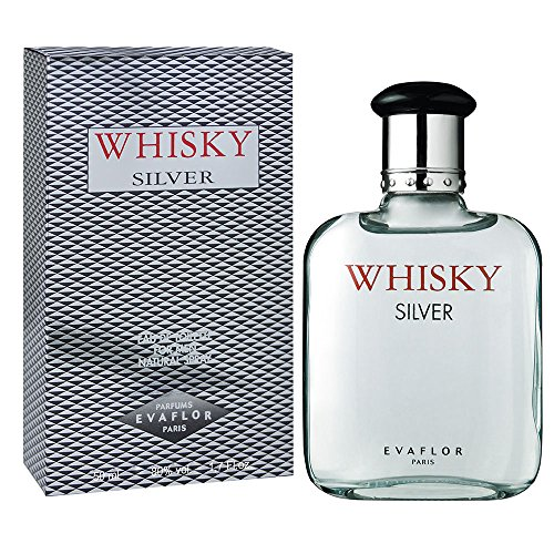 Whisky Evaflor (Whisky Silber Eau de Toilette 50ml)