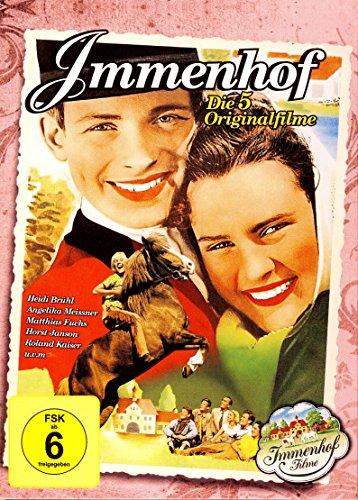 IMMENHOF - Die fünf Originalfilme (3 DVDs) + Bonusmaterial -