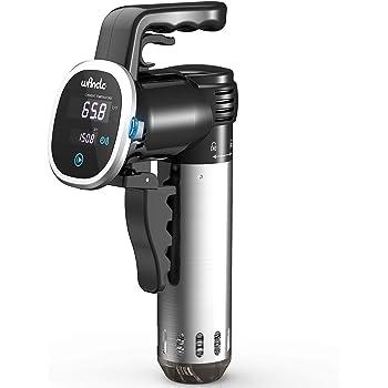 Wancle Dispositif Sous Vide pour la circulation de la température et la cuisson précise(Noir)